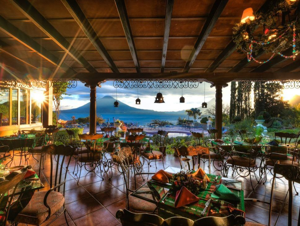 Hotel Atitlan Hotel In Panajachel Guatemala